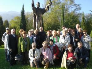 UTLE Fiume Veneto - statua Padre Marco D'Aviano